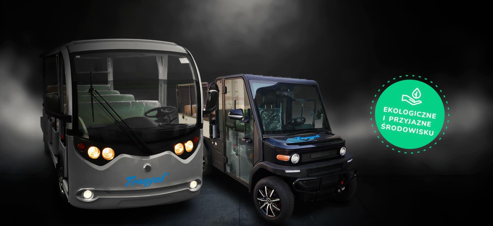 Pojazdy elektryczne Frugal